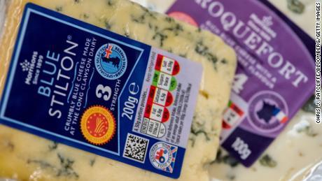 El queso podría abrir una brecha entre el Reino Unido y Japón en las negociaciones comerciales