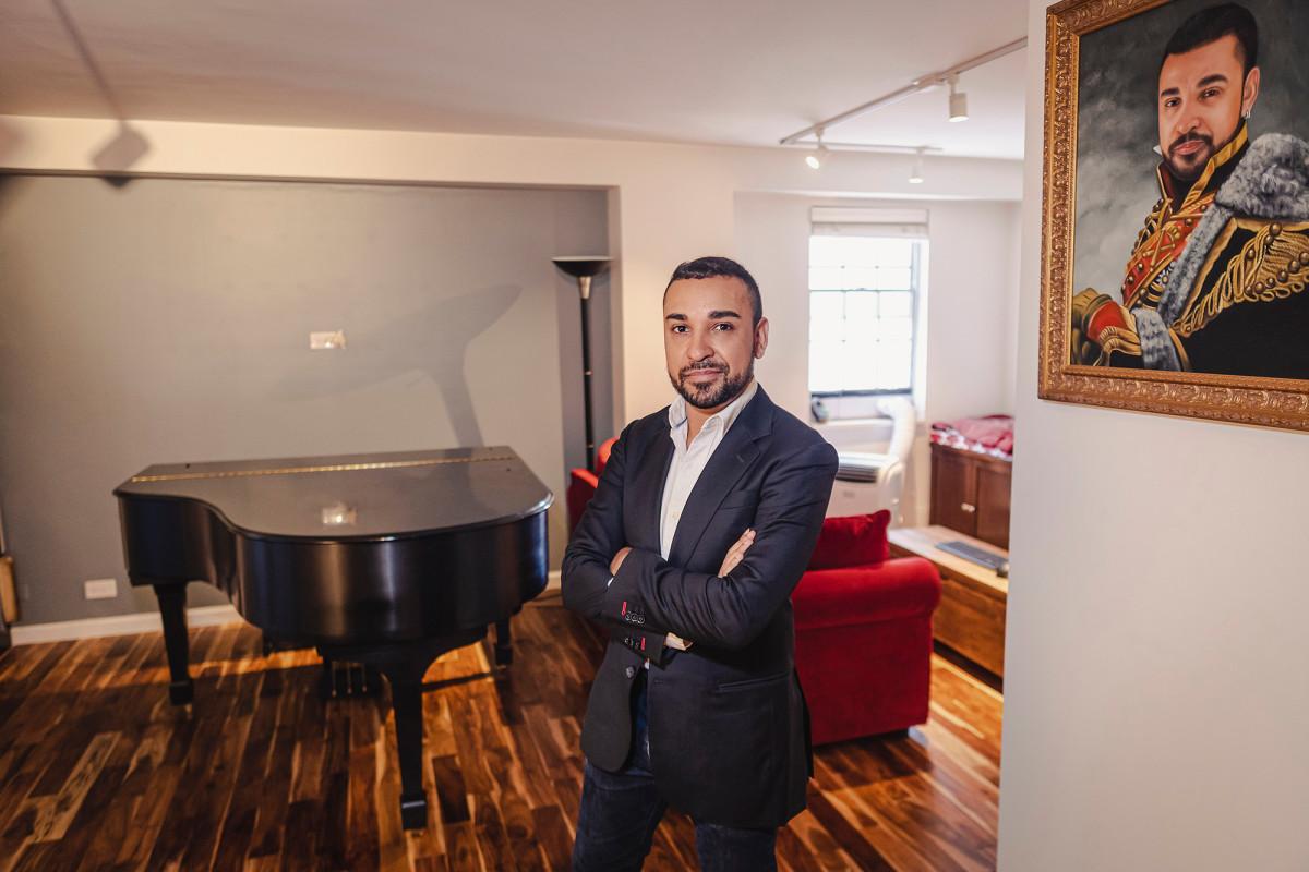 Las personas están alquilando segundos apartamentos para oficinas en el hogar en Nueva York