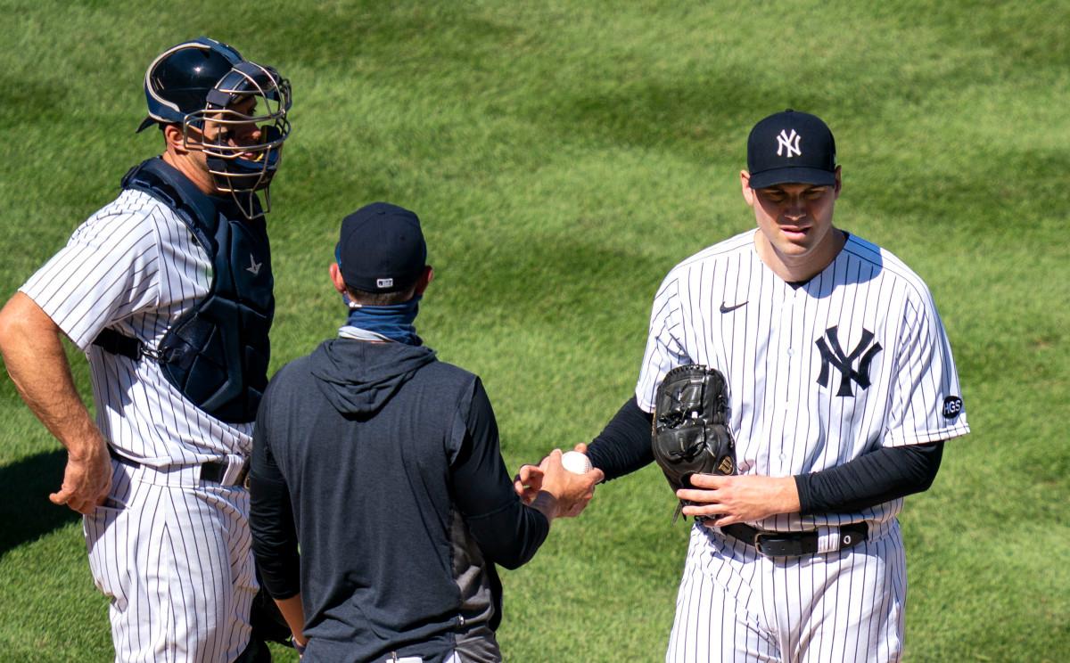 Los Yankees deben perseverar antes de tener otra oportunidad con los Rays