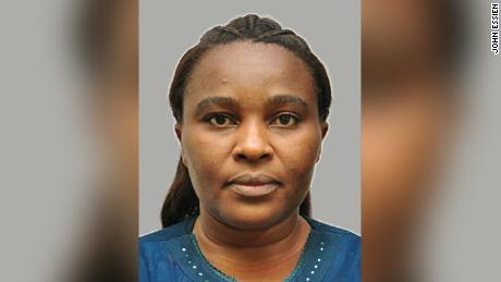 Eyo Mercy, una de las becarias de NDDC que no recibió los fondos de su beca.