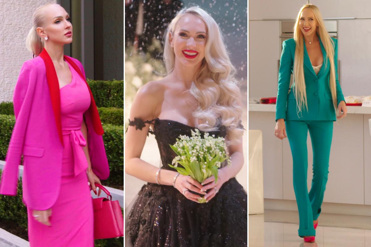 Los mejores momentos de moda de Christine Quinn de 'Selling Sunset'