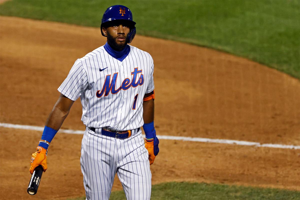 Los problemas de bateo de Amed Rosario siguen siendo una gran preocupación para los Mets