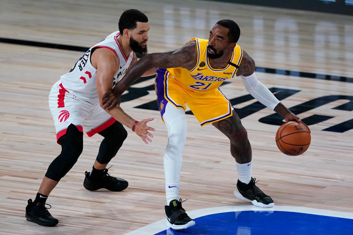 Los problemas de la burbuja de los Lakers comienzan a ser preocupantes