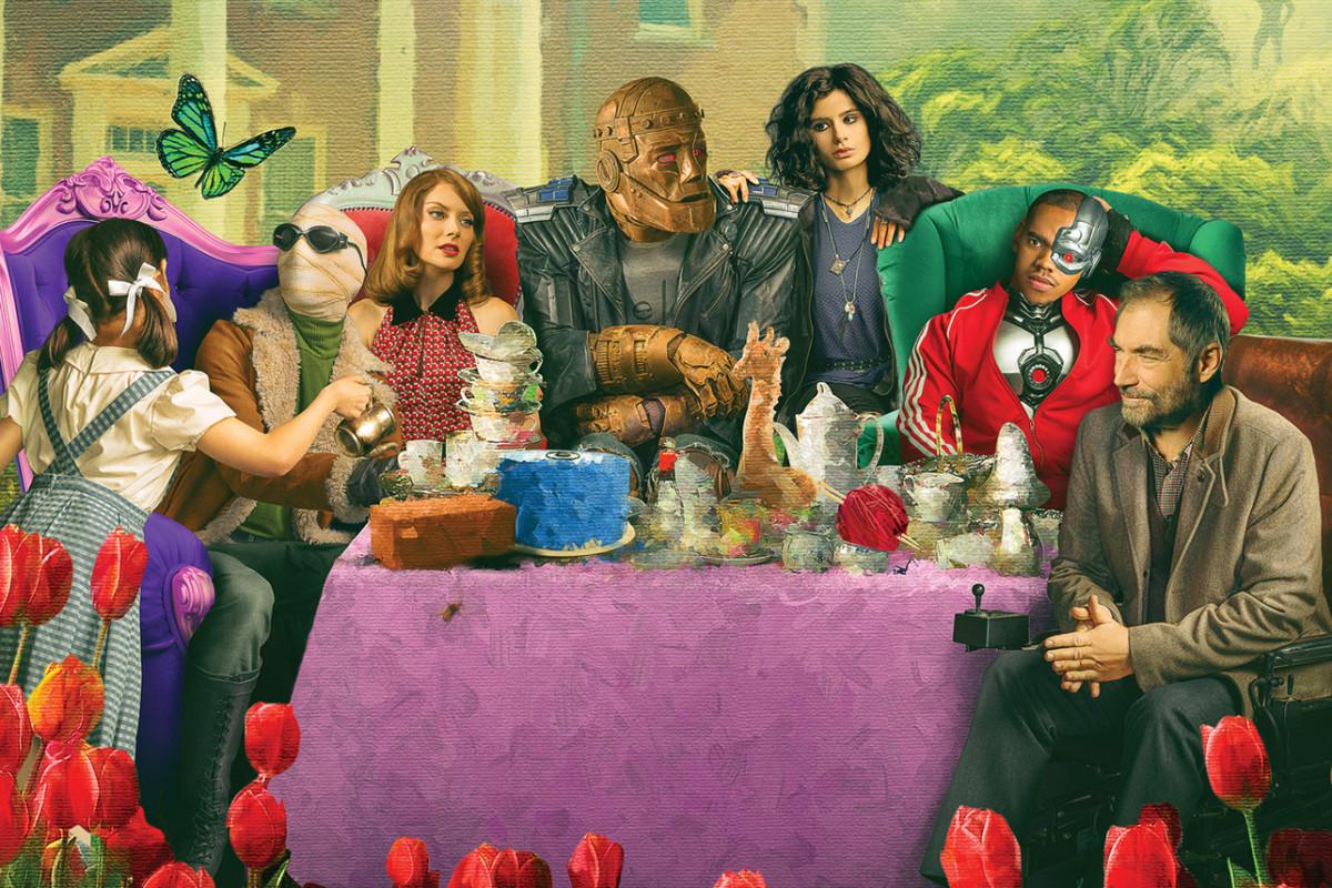 Los programas originales de DC Universe se trasladarán a HBO Max