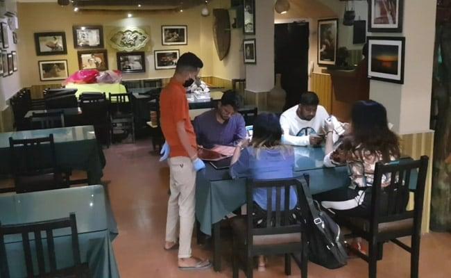 Los restaurantes en Guwahati de Assam luchan por sobrevivir en medio de la pandemia de coronavirus