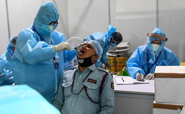 Más de 57,000 casos COVID-19 en 24 horas por primera vez, 10.94 recuperaciones de Lakh