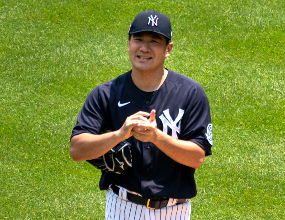 Masahiro Tanaka usará este equipo de protección en el regreso de los Yankees