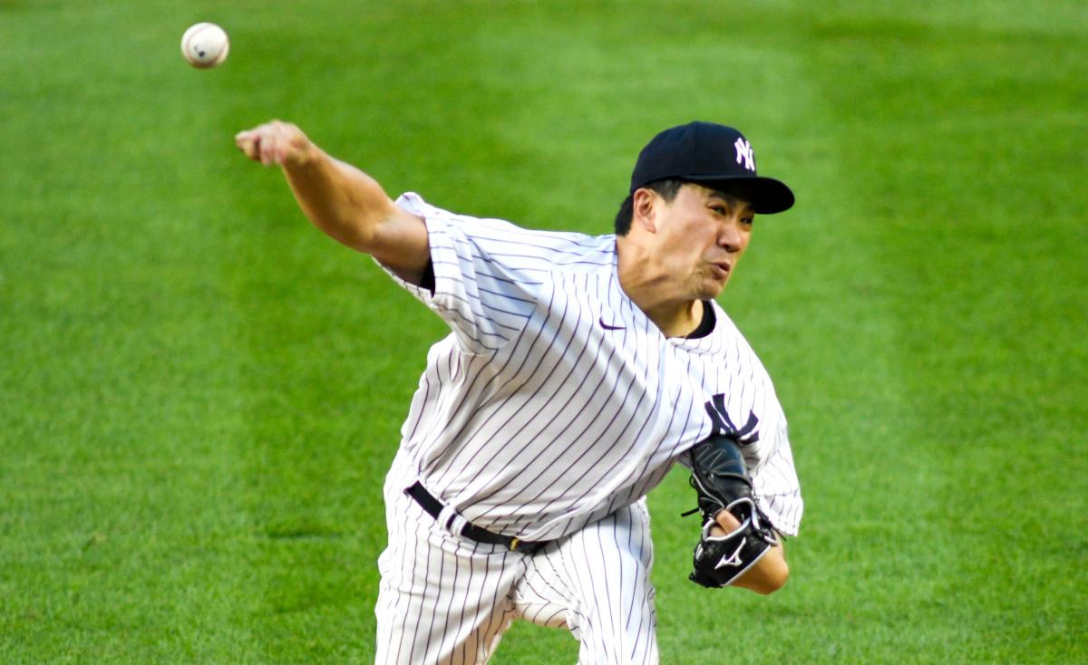 Mashiro Tanaka proporciona su primer impulso a la rotación de los Yankees