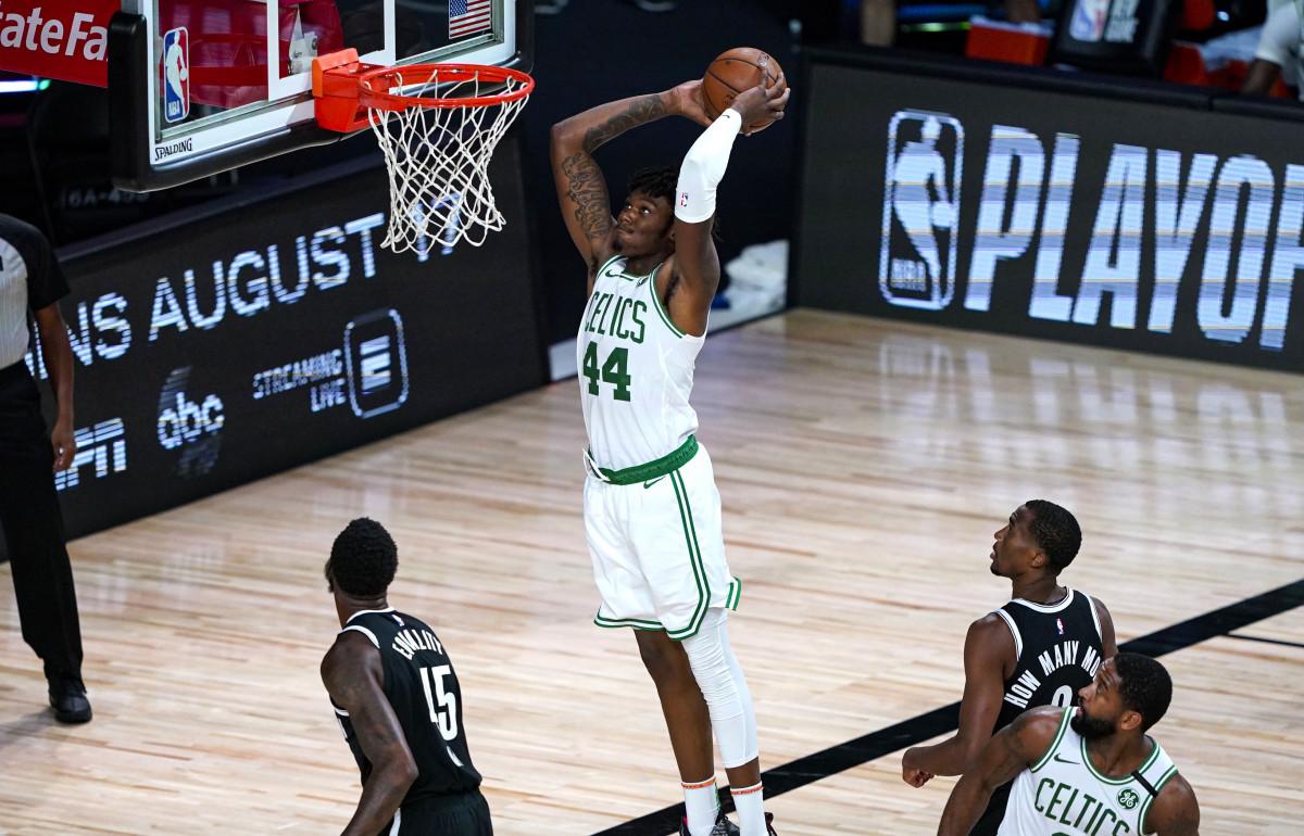 Nets derrotados por Celtics un día después de la gran sorpresa de los Bucks