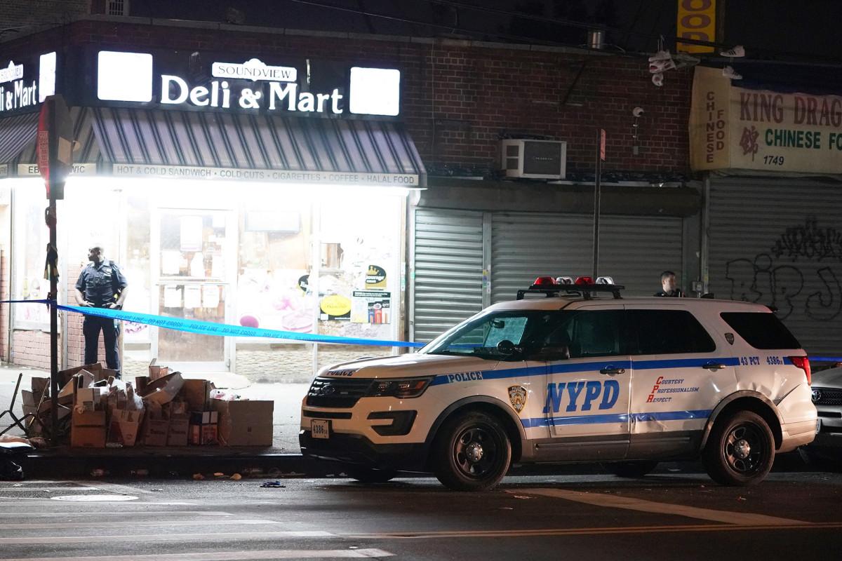 Otros tres muertos en cuatro tiroteos de fin de semana en Nueva York