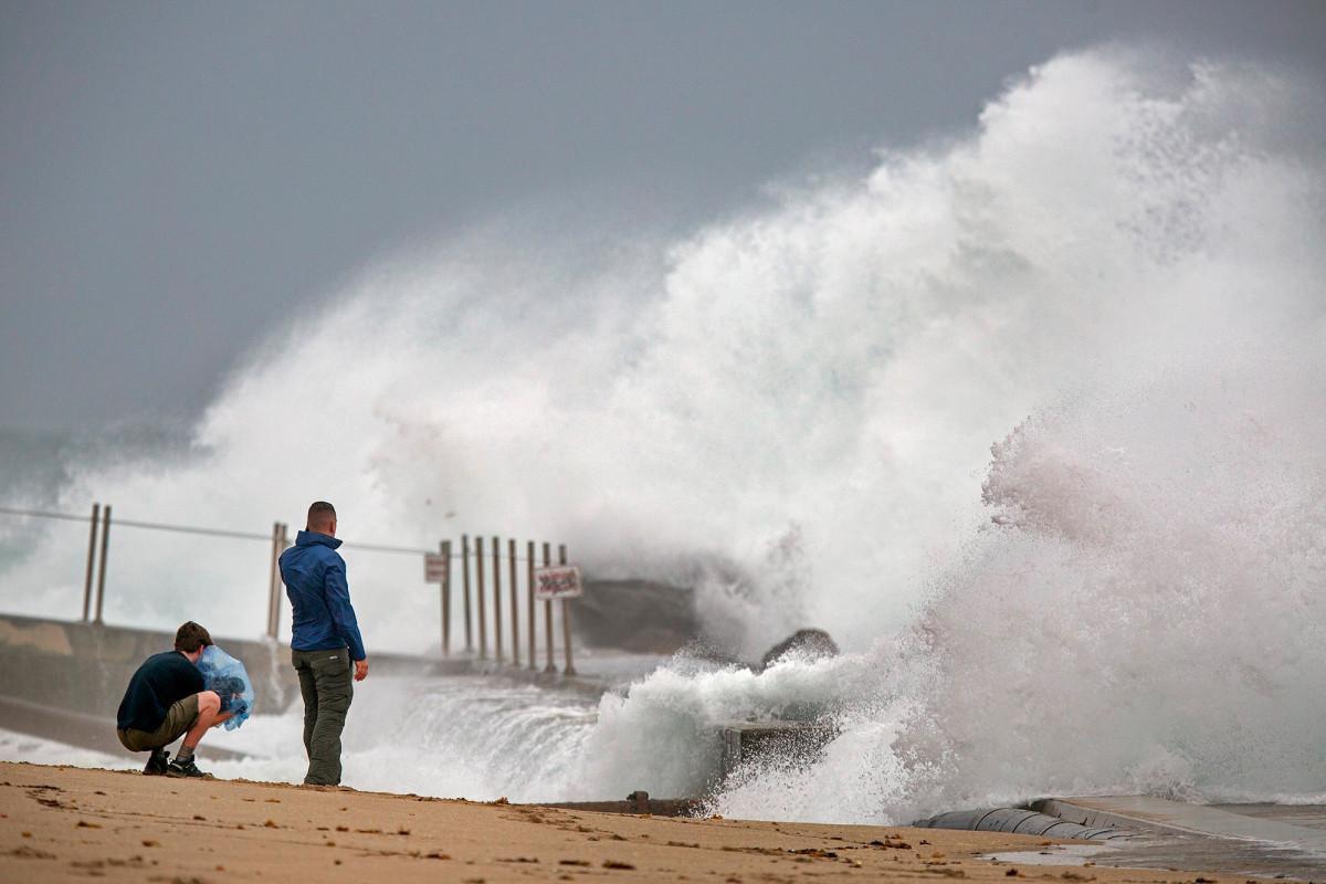 Se emite una advertencia de tormenta tropical para el área de tres estados a medida que se acerca Isaias