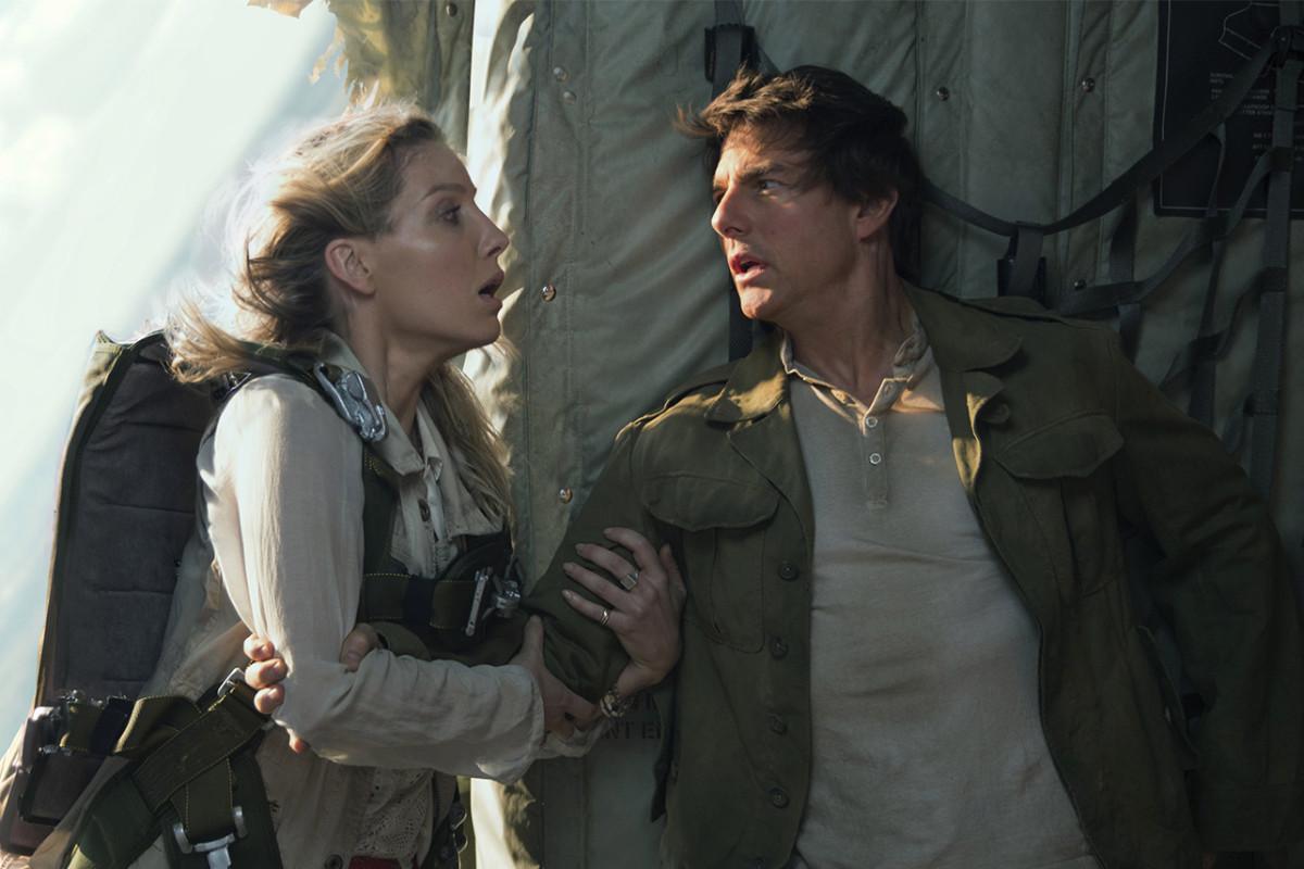 Tom Cruise le dijo a su mamá coprotagonista que nadie puede correr con él en la pantalla