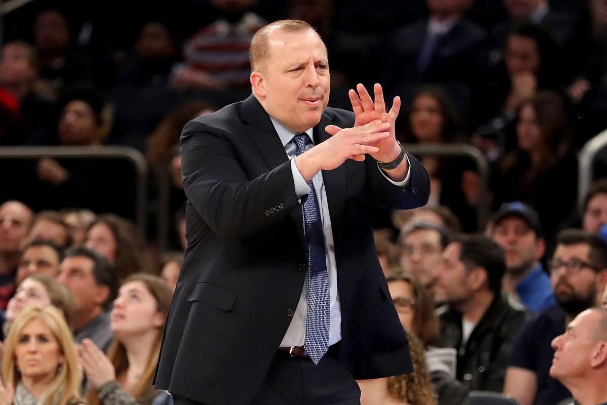 Tom Thibodeau solo no puede arreglar a los Knicks