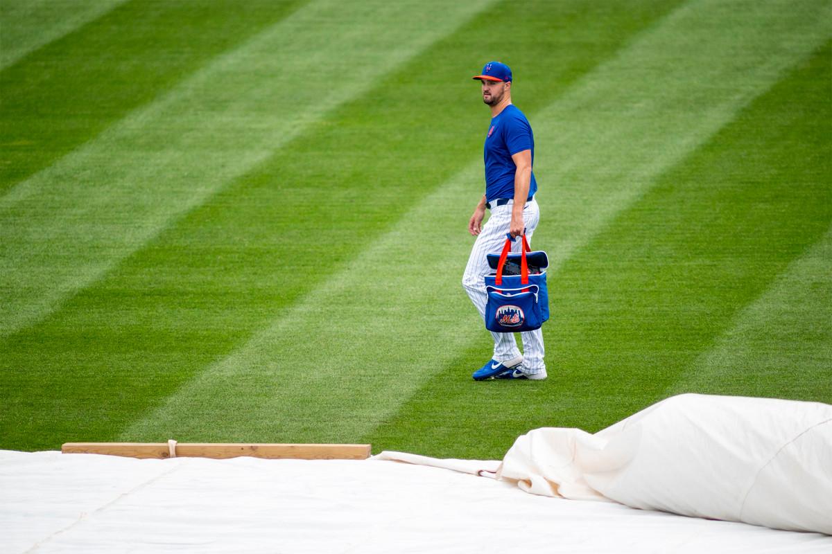 Walker Lockett probablemente abrirá el miércoles para los Mets