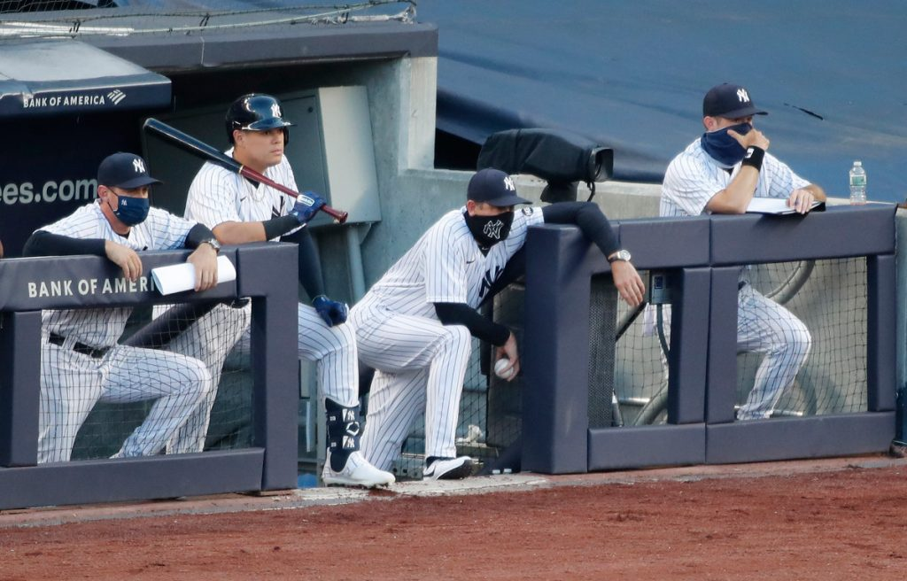 Yanquis vs.Filies regresan en medio de la agitación del coronavirus MLB